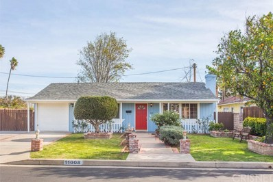 11008 Encino Avenue, Granada Hills, CA 91344 - MLS#: SR18022750