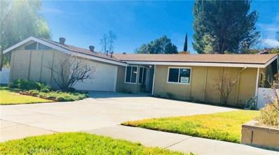 27225 Garza Drive, Saugus, CA 91350 - MLS#: SR18022979