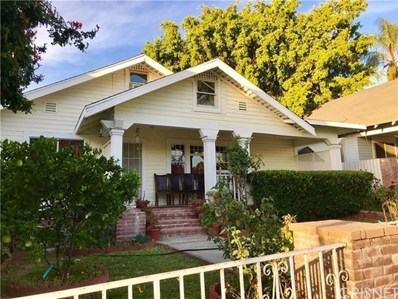 12507 Hadley Street, Whittier, CA 90601 - MLS#: SR18023169