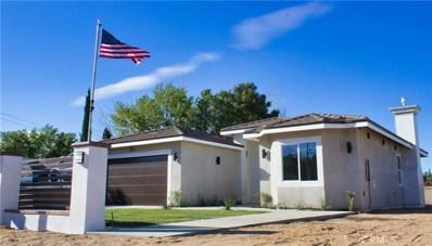 5326 Avenue L8, Quartz Hill, CA 93536 - MLS#: SR18023292