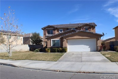 45552 36th Street E, Lancaster, CA 93535 - MLS#: SR18024399