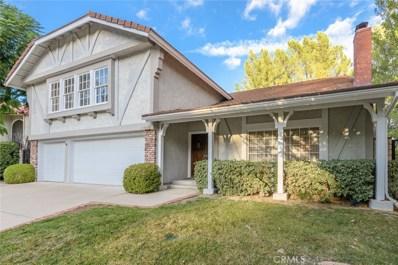 11900 Dunnicliffe Court, Northridge, CA 91326 - MLS#: SR18025352