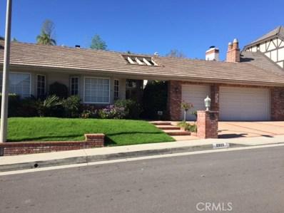 5939 Nora Lynn Drive, Woodland Hills, CA 91367 - MLS#: SR18025626