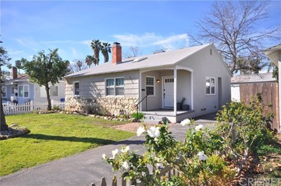 5709 Burnet Avenue, Sherman Oaks, CA 91411 - MLS#: SR18025724
