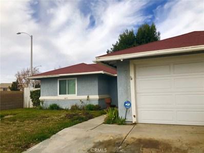 1455 W Avenue H8, Lancaster, CA 93534 - MLS#: SR18025829