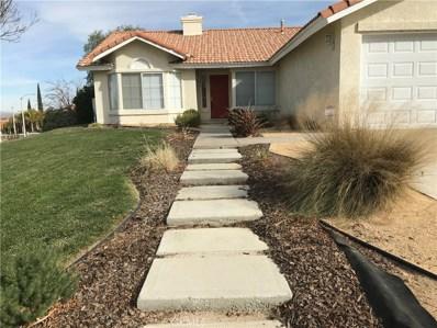 36432 Ironhorse Drive, Palmdale, CA 93550 - MLS#: SR18025852