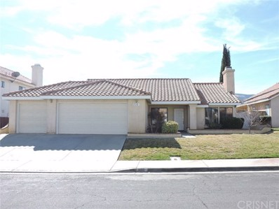 332 Pagosa Court, Palmdale, CA 93551 - MLS#: SR18026185