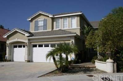 20515 Pesaro Way, Porter Ranch, CA 91326 - MLS#: SR18026199