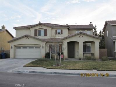 6244 W Avenue J13, Lancaster, CA 93536 - MLS#: SR18026239