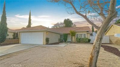 36565 Ramona Road, Palmdale, CA 93550 - MLS#: SR18026550