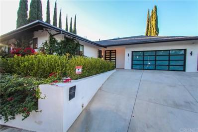 3529 Caribeth Drive, Encino, CA 91436 - MLS#: SR18026707