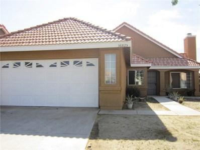 36825 Doheny Lane, Palmdale, CA 93552 - MLS#: SR18027811