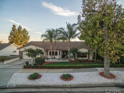 16830 Vincennes Street, Northridge, CA 91343 - MLS#: SR18027922