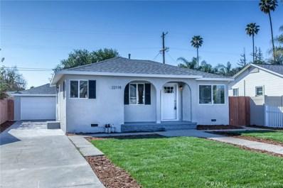 22118 Valerio Street, Canoga Park, CA 91303 - MLS#: SR18028925