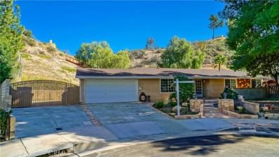 18800 Darter Drive, Canyon Country, CA 91351 - MLS#: SR18028931