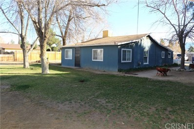 36250 92nd Street E, Littlerock, CA 93543 - MLS#: SR18028979