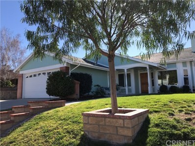 27833 Crookshank Drive, Saugus, CA 91350 - MLS#: SR18029136