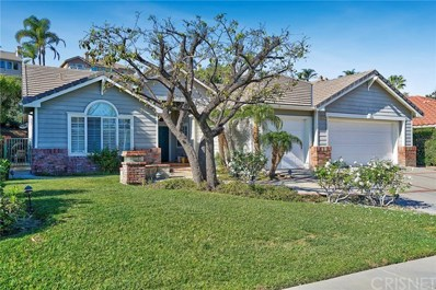 7515 Carmenita Lane, West Hills, CA 91304 - MLS#: SR18029255