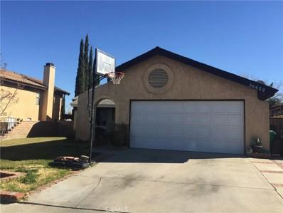 36622 Santolina, Palmdale, CA 93550 - MLS#: SR18029554