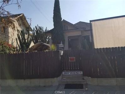 2612 Darwin Avenue, Los Angeles, CA 90031 - MLS#: SR18030303