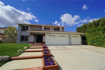 13339 Golden Valley Lane, Granada Hills, CA 91344 - MLS#: SR18030833