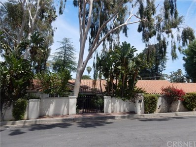5450 Lubao Avenue, Woodland Hills, CA 91364 - MLS#: SR18031835