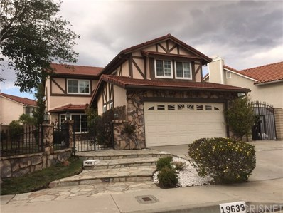 19639 Shadow Glen Circle, Porter Ranch, CA 91326 - MLS#: SR18033362