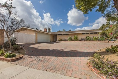 17500 Romar Street, Northridge, CA 91325 - MLS#: SR18033565