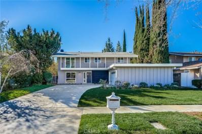 7709 Vicky Avenue, West Hills, CA 91304 - MLS#: SR18033742
