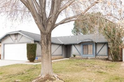 44158 Fenhold Street, Lancaster, CA 93535 - MLS#: SR18034320