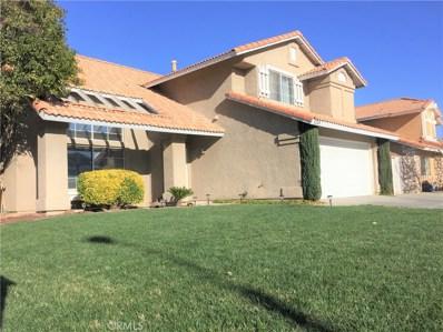1253 Garnet Avenue, Palmdale, CA 93550 - MLS#: SR18034423