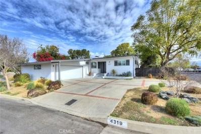 4319 Palmero Drive, Los Angeles, CA 90065 - MLS#: SR18034645