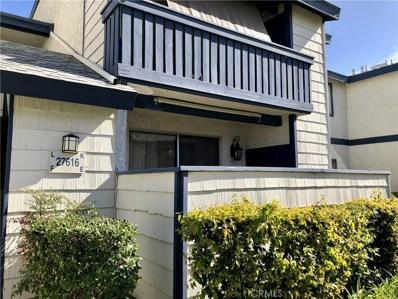 27616 Susan Beth Way UNIT E, Saugus, CA 91350 - MLS#: SR18034904