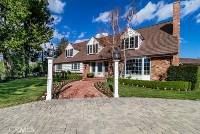 25003 Jim Bridger Road, Hidden Hills, CA 91302 - MLS#: SR18035332
