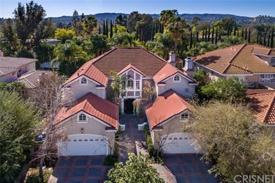 17428 Oak Creek Court, Encino, CA 91316 - MLS#: SR18035745