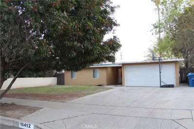 16412 Lahey Street, Granada Hills, CA 91344 - MLS#: SR18035959