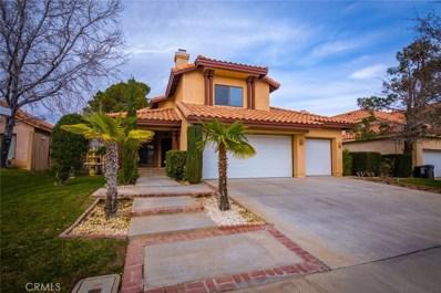 423 Pagosa Court, Palmdale, CA 93551 - MLS#: SR18036526