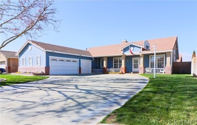 43325 46th Street W, Lancaster, CA 93536 - MLS#: SR18036765