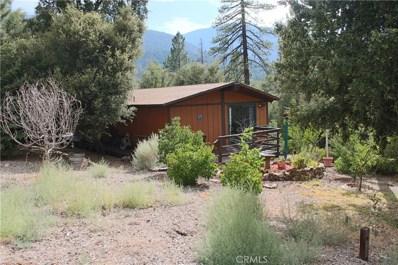 2329 Woodland Drive, Pine Mtn Club, CA 93222 - MLS#: SR18037459