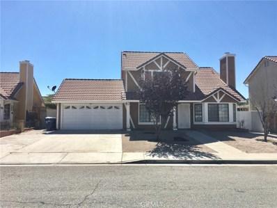 37535 Drexel Street, Palmdale, CA 93550 - MLS#: SR18037923