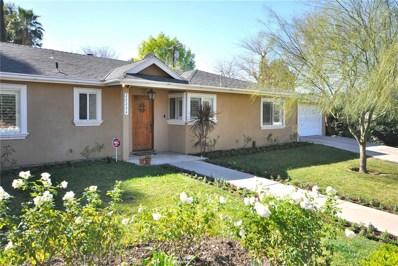 22224 Philiprimm Street, Woodland Hills, CA 91367 - MLS#: SR18037950