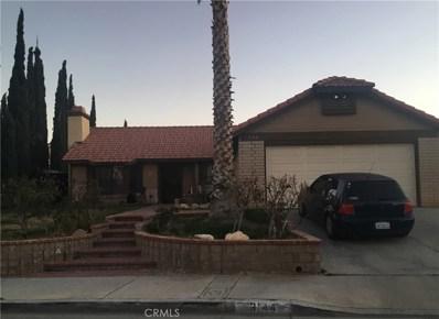 3144 E Avenue S4, Palmdale, CA 93550 - MLS#: SR18038464