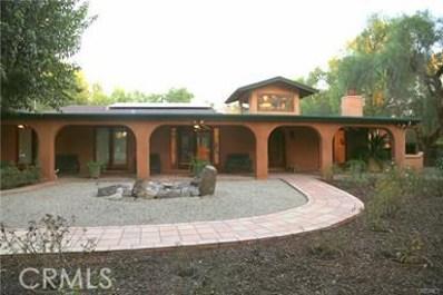 33120 Agua Dulce Canyon Road, Agua Dulce, CA 91390 - MLS#: SR18038726
