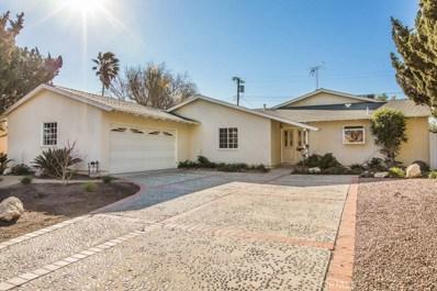 17530 Minnehaha Street, Granada Hills, CA 91344 - MLS#: SR18039564