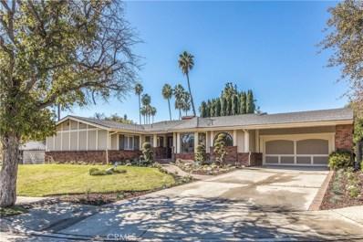 4601 La Cesta Place, Tarzana, CA 91356 - MLS#: SR18039641