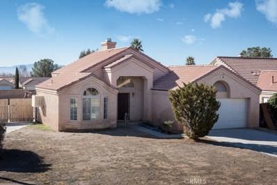 1124 Heatherfield Avenue, Rosamond, CA 93560 - MLS#: SR18040135