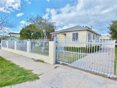 1751 E 112th Street, Los Angeles, CA 90059 - MLS#: SR18041107