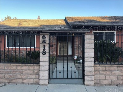 6818 Longridge Avenue, North Hollywood, CA 91605 - MLS#: SR18041134