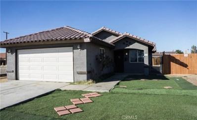 8425 Manzanita Avenue, California City, CA 93505 - MLS#: SR18041492