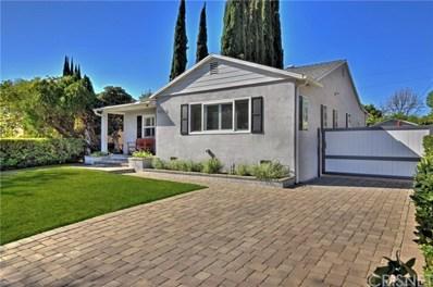 4925 Enfield Avenue, Encino, CA 91316 - MLS#: SR18042262